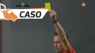 Sporting CP, Caso, Slimani aos 28'
