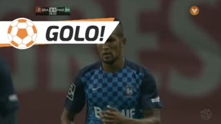 GOLO! Marítimo M., Dyego Sousa aos 38', SC Braga 2-1 Marítimo M.
