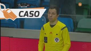 SC Braga, Caso, I. Iriberri aos 56'