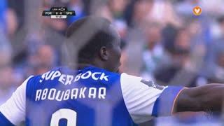 FC Porto, Jogada, Aboubakar aos 18'
