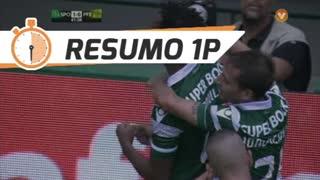 I Liga (2ªJ): Resumo Sporting CP 1-1 FC P.Ferreira