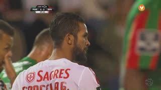 SL Benfica, Jogada, M. Carcela aos 40'