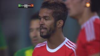 SL Benfica, Jogada, M. Carcela aos 78'