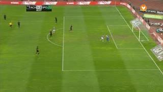 Sporting CP, Jogada, T. Gutiérrez aos 41'
