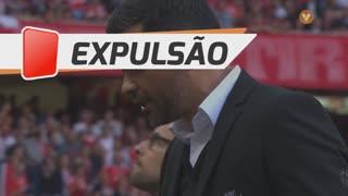 Vitória SC, Expulsão, Sérgio Conceição aos 36'