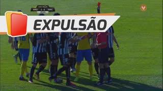 CD Nacional, Expulsão, H. Belkaroui aos 40'