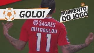 GOLO! SL Benfica, K. Mitroglou aos 19', SL Benfica 2-0 FC Arouca