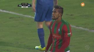 Marítimo M., Jogada, Dyego Sousa aos 28'
