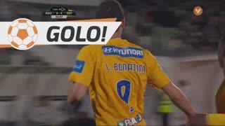 GOLO! Estoril Praia, Léo Bonatini aos 56', Rio Ave FC 0-3 Estoril Praia