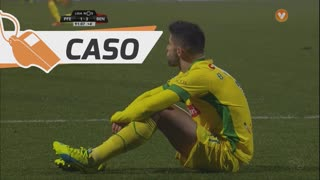 FC P.Ferreira, Caso, Bruno Moreira aos 90'