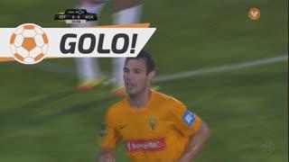 GOLO! Estoril Praia, Léo Bonatini aos 34', Estoril Praia 1-0 A. Académica
