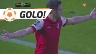 GOLO! SC Braga, Vukcevic aos 58', SC Braga 2-0 Boavista FC