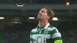 Sporting CP, Jogada, Adrien Silva aos 25'