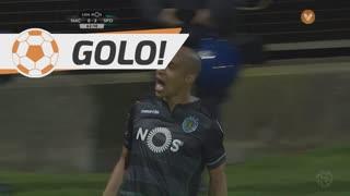 GOLO! Sporting CP, João Mário aos 63', CD Nacional 0-3 Sporting CP