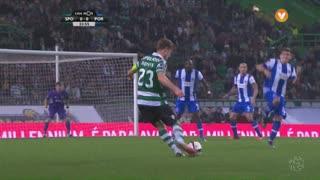 Sporting CP, Jogada, Adrien Silva aos 24'