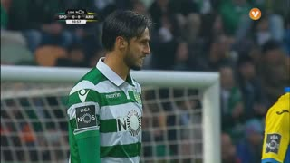Sporting CP, Jogada, B. Ruiz aos 11'