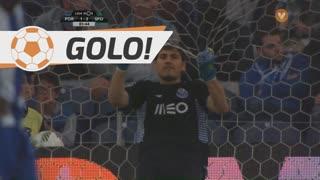 GOLO! Sporting CP, Bruno César aos 85', FC Porto 1-3 Sporting CP