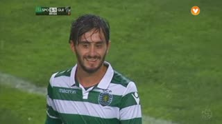 Sporting CP, Jogada, A. Aquilani aos 89'