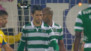 Sporting CP, Jogada, Paulo Oliveira aos 44'