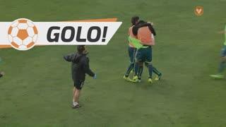 GOLO! Vitória FC, Vasco Costa aos 90'+1', U. Madeira 2-2 Vitória FC