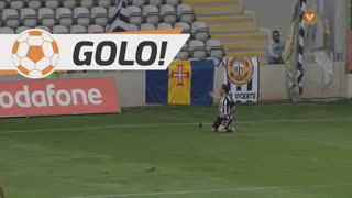 GOLO! CD Nacional, Salvador Agra aos 46', CD Nacional 2-0 Estoril Praia