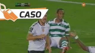 Sporting CP, Caso, Gelson Martins aos 75'