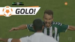 GOLO! Vitória FC, André Claro aos 80', Vitória FC 1-1 Rio Ave FC