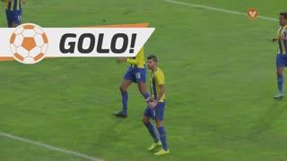 GOLO! U. Madeira, J. Cádiz aos 66', U. Madeira 2-0 CD Tondela