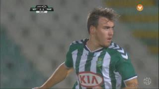 Vitória FC, Jogada, André Horta aos 9'