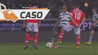 Sporting CP, Caso, João Mário aos 70'