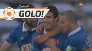 GOLO! Belenenses SAD, M. Baki? aos 28', Belenenses SAD 2-0 Estoril Praia