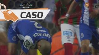 FC Porto, Caso, Maxi Pereira aos 22'