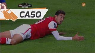 SC Braga, Caso, Hassan aos 32'