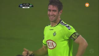 Vitória FC, Jogada, Frederico Venâncio aos 75'
