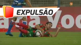 Marítimo M., Expulsão, Tiago Rodrigues aos 90'+5'
