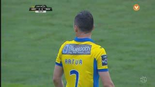 FC Arouca, Jogada, Artur aos 50'
