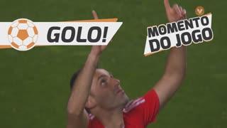 GOLO! SL Benfica, Jonas aos 5', SL Benfica 1-0 U. Madeira