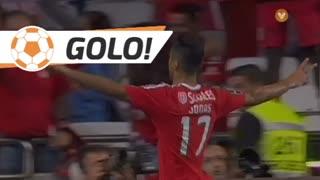 GOLO! SL Benfica, Jonas aos 81', SL Benfica 3-0 Estoril Praia