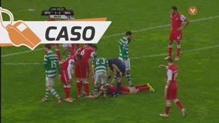 SC Braga, Caso, Vukcevic aos 86'