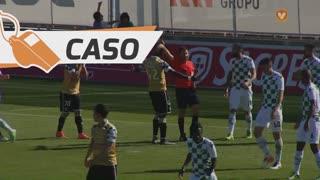 Boavista FC, Caso, Paulo Vinicius aos 57'