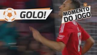 GOLO! SL Benfica, Jonas aos 24', SL Benfica 2-0 CD Tondela