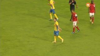 FC Arouca, Jogada, Artur aos 63'