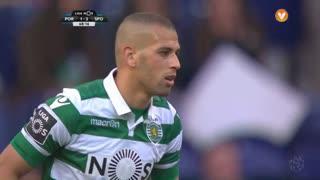 Sporting CP, Jogada, Slimani aos 69'
