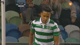 Sporting CP, Jogada, Matheus Pereira aos 75'