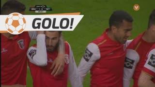 GOLO! SC Braga, Rafa aos 6', SC Braga 1-0 Vitória FC