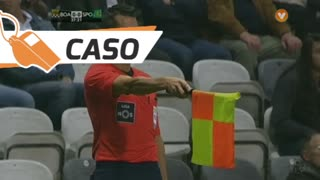 Sporting CP, Caso, João Pereira aos 38'