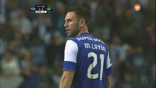 FC Porto, Jogada, M. Layún aos 45'+2'