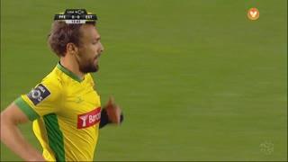 FC P.Ferreira, Jogada, Marco Baixinho aos 13'
