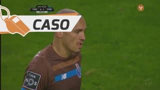 FC Porto, Caso, Maicon aos 81'