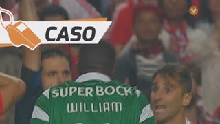 Sporting CP, Caso, William aos 50'